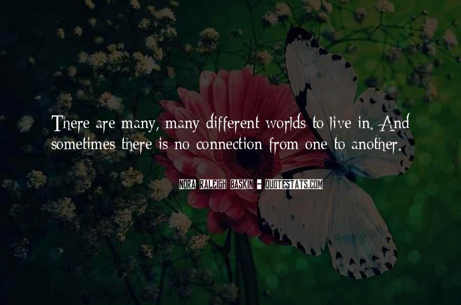 Quotes About Connection #23214