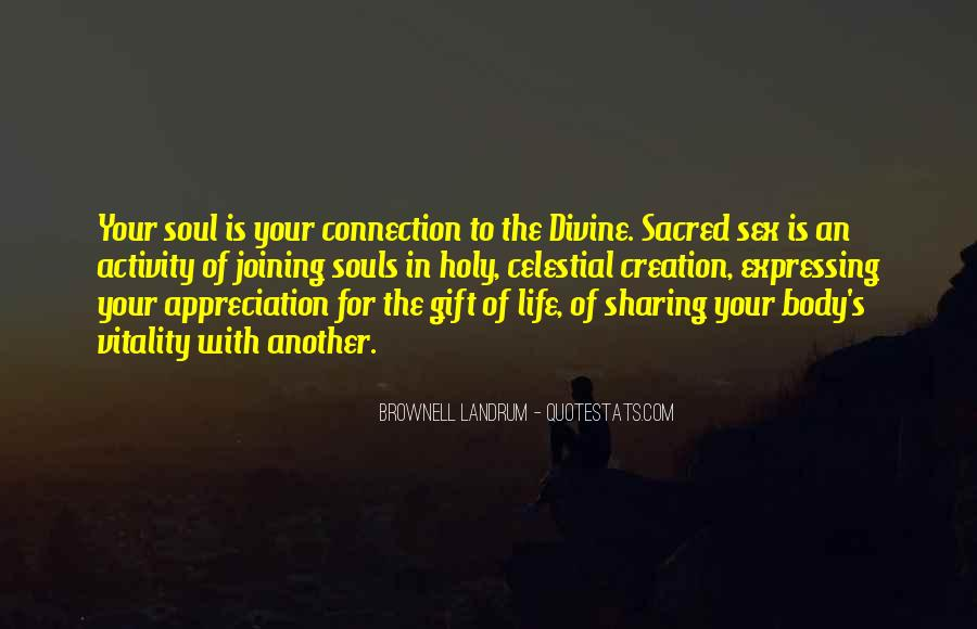 Quotes About Connection #26975