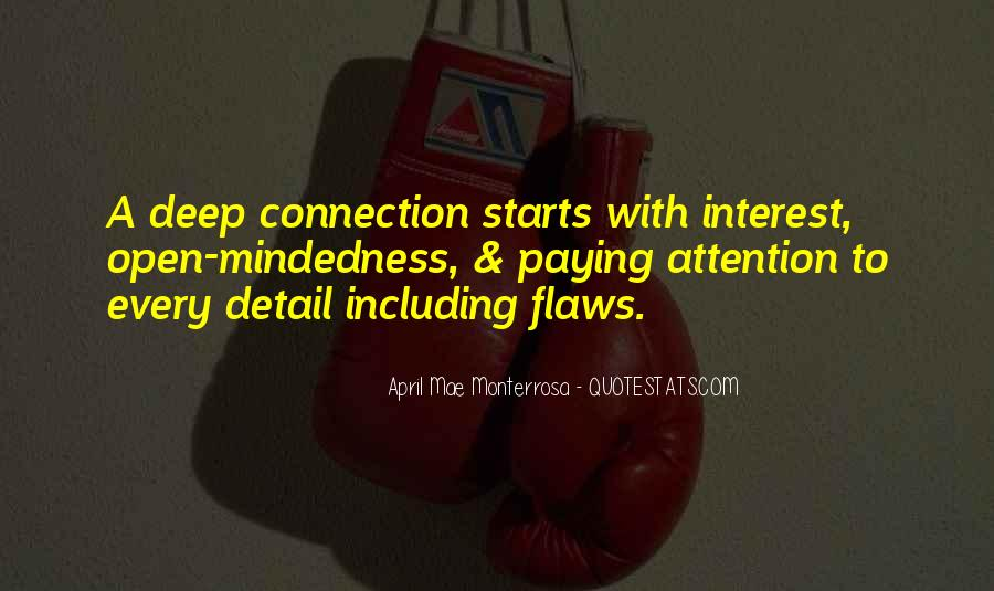 Quotes About Connection #46505