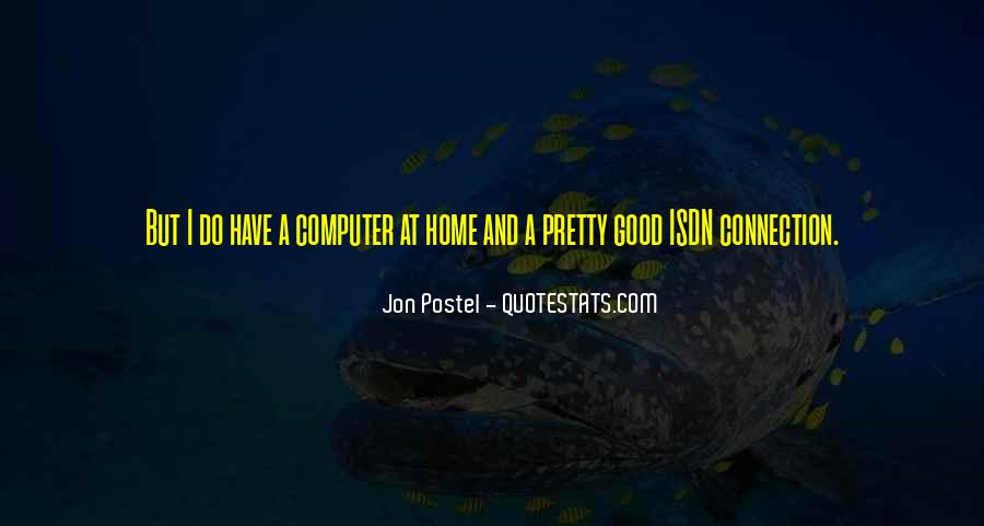 Quotes About Connection #54313