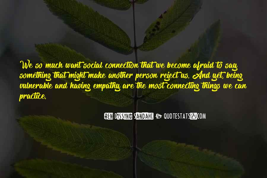 Quotes About Connection #59991