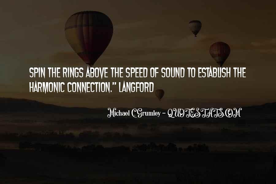 Quotes About Connection #76528