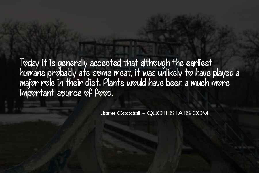 Quotes About Plants And Humans #1488030