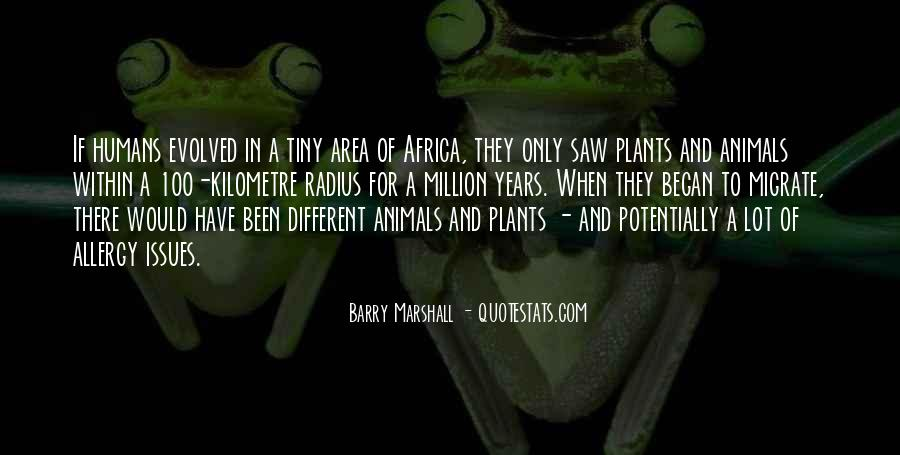 Quotes About Plants And Humans #1666320