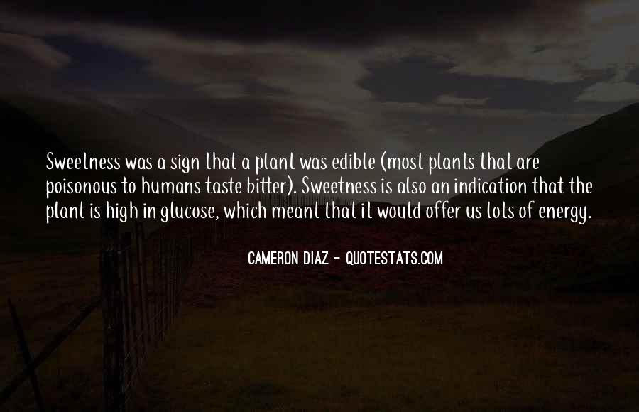 Quotes About Plants And Humans #1712280
