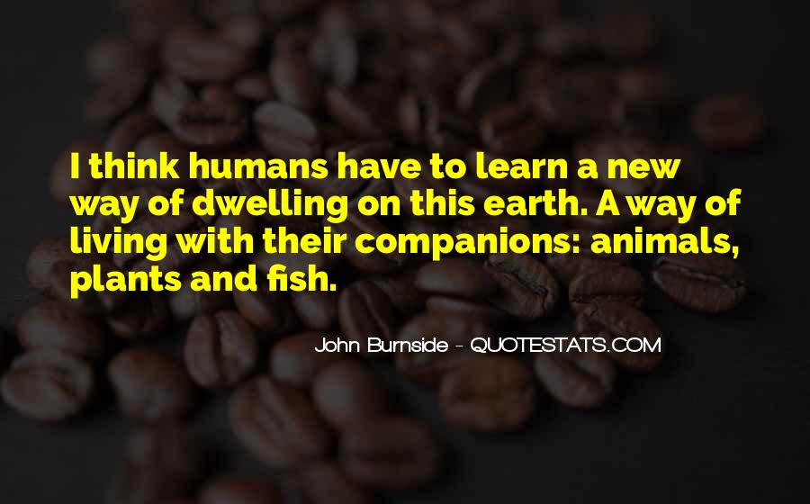 Quotes About Plants And Humans #287899