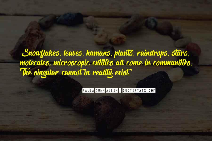 Quotes About Plants And Humans #48967