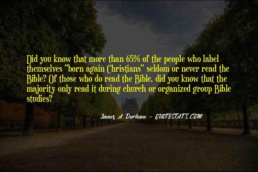 Quotes About Why We Should Go To Church #2848