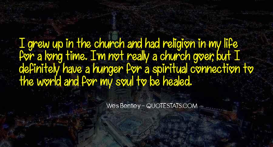 Quotes About Why We Should Go To Church #4116