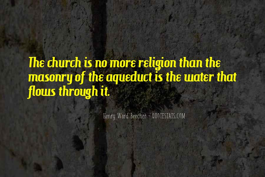 Quotes About Why We Should Go To Church #4126