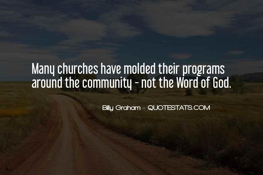 Quotes About Why We Should Go To Church #4805