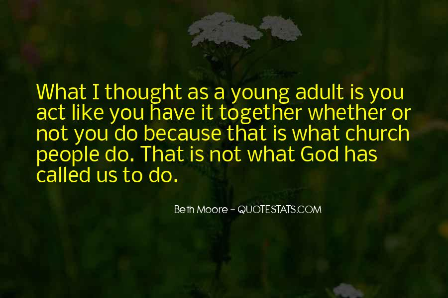 Quotes About Why We Should Go To Church #5334