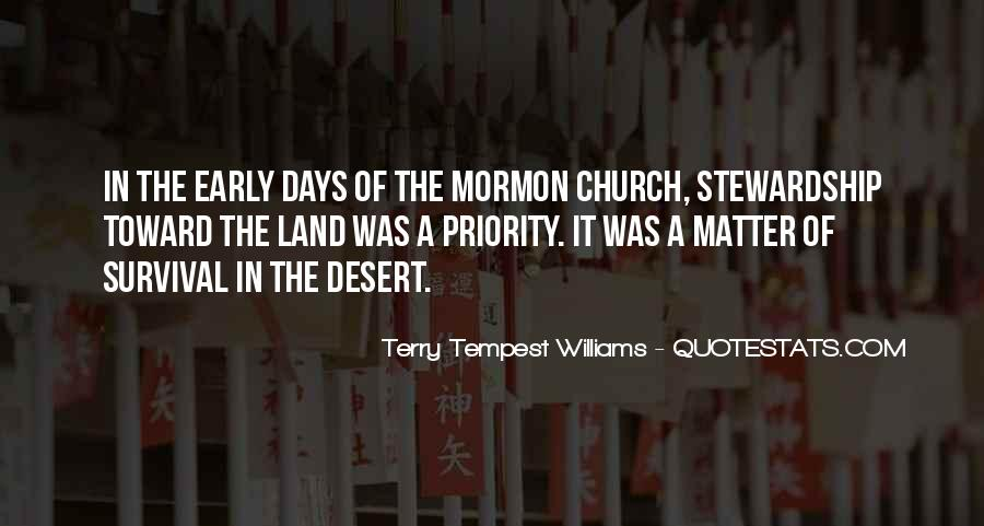 Quotes About Why We Should Go To Church #783