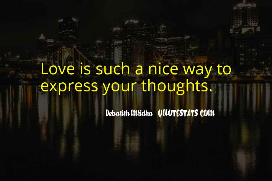 Quotes About Express Your Love #684208