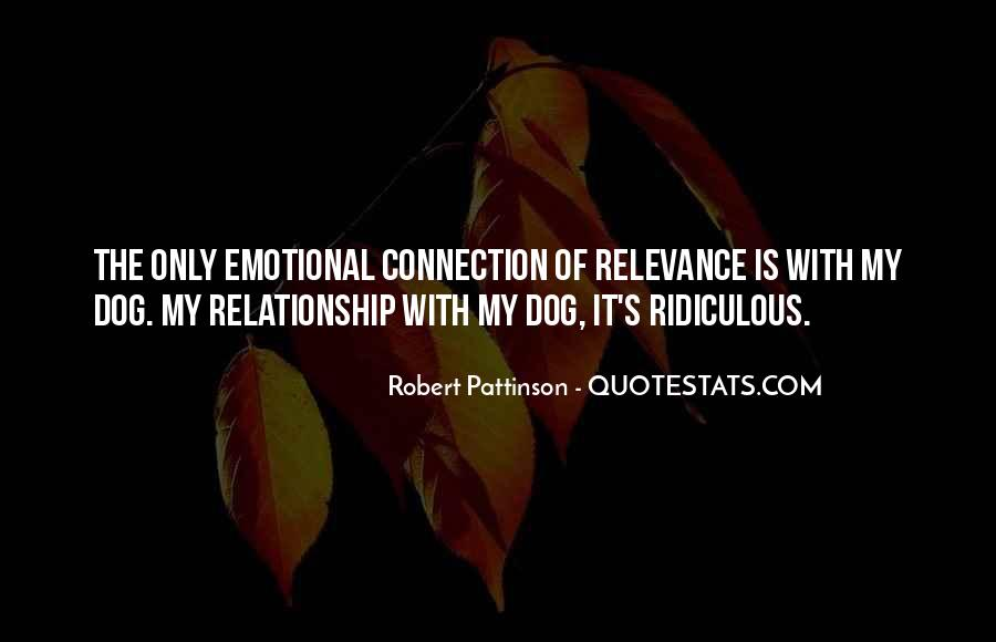 Quotes About Your Relationship With Your Dog #183387