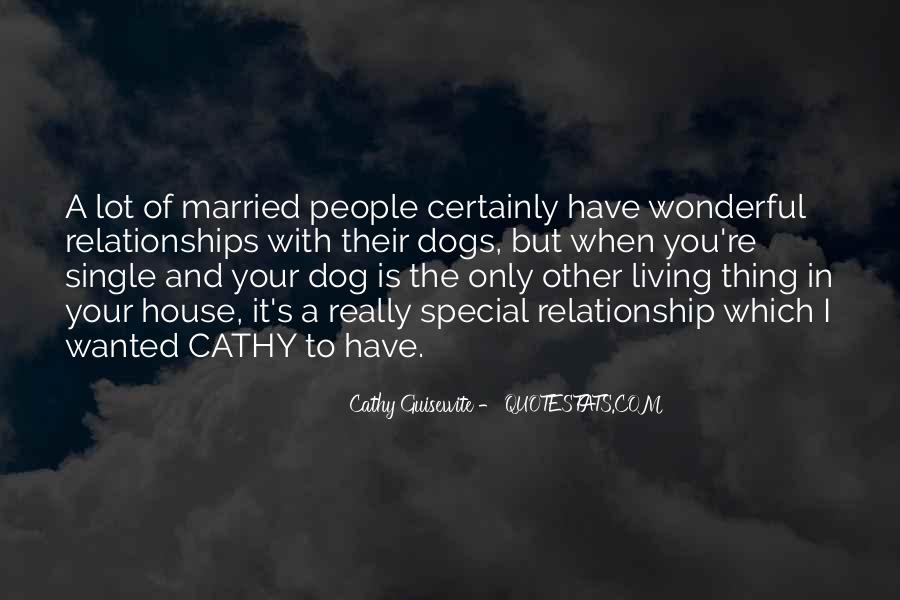 Quotes About Your Relationship With Your Dog #569413