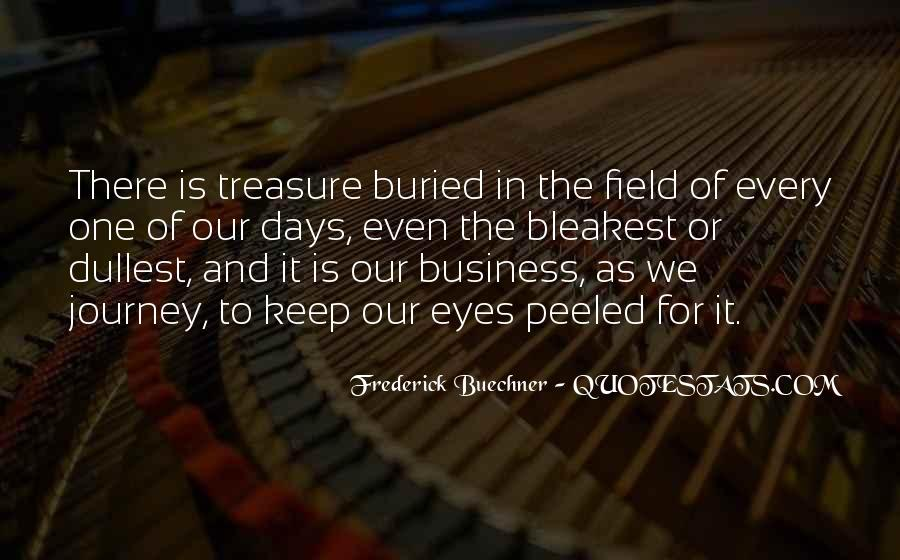 Quotes About Buried Treasure #1319563