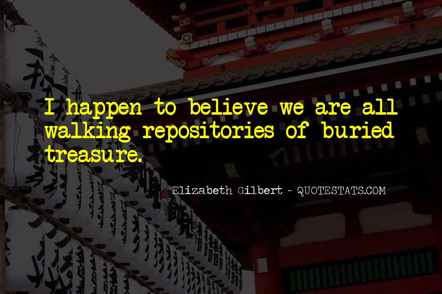 Quotes About Buried Treasure #387192
