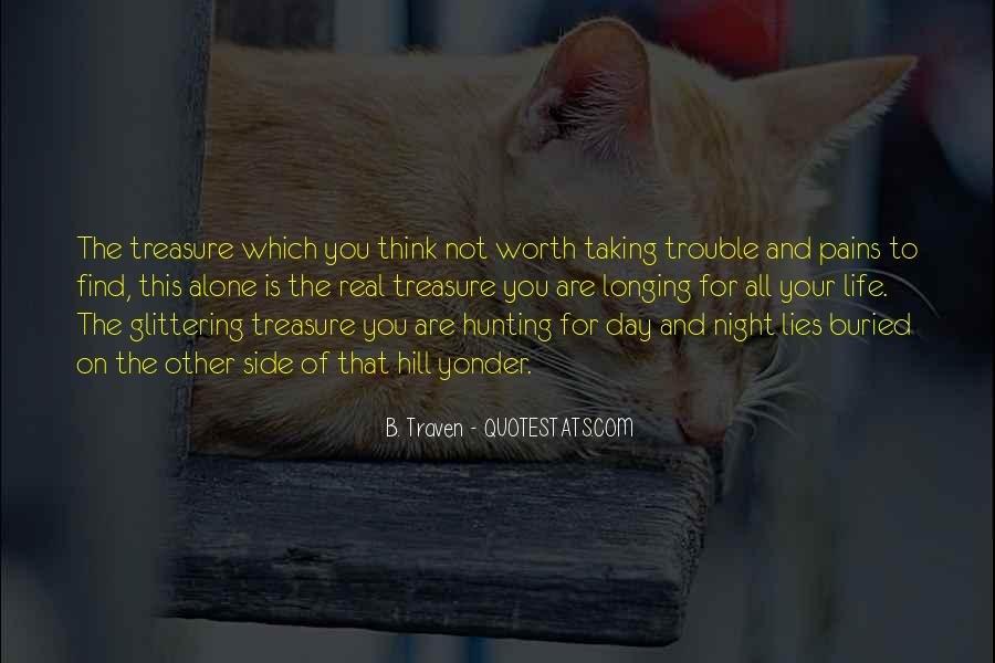 Quotes About Buried Treasure #504272