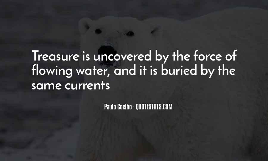 Quotes About Buried Treasure #90379