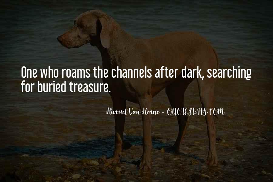 Quotes About Buried Treasure #919927