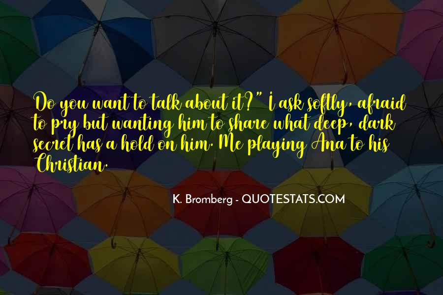 Quotes About Wanting Him #1161391