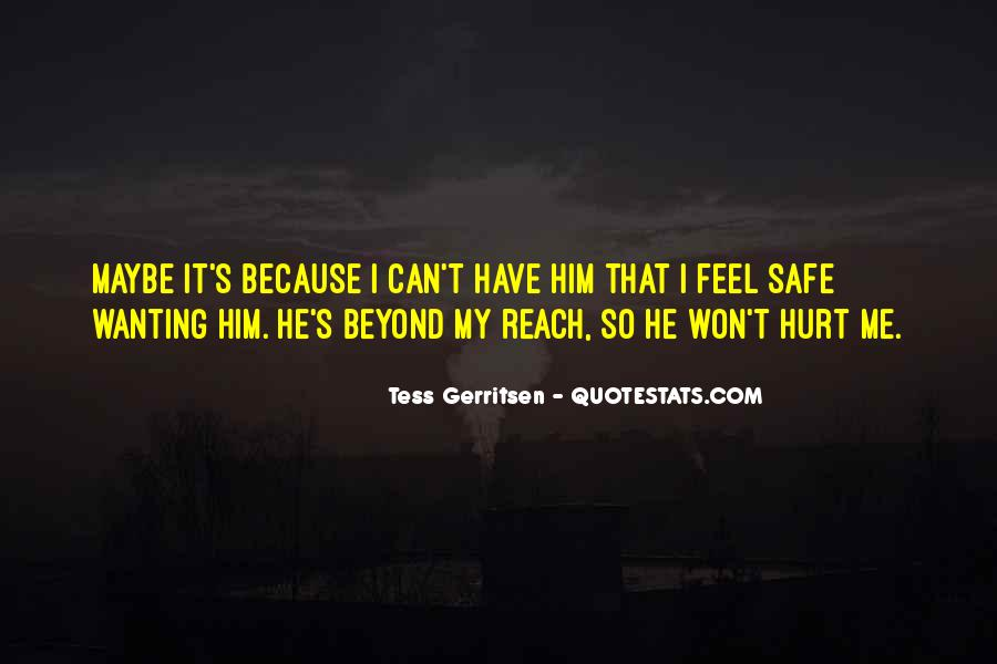 Quotes About Wanting Him #733759