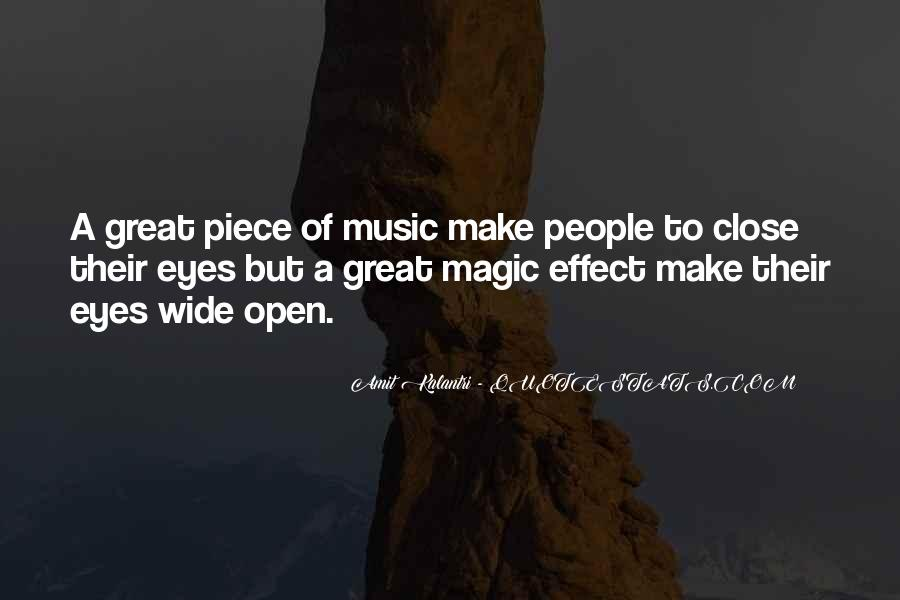 Quotes About Close Up Magic #781653