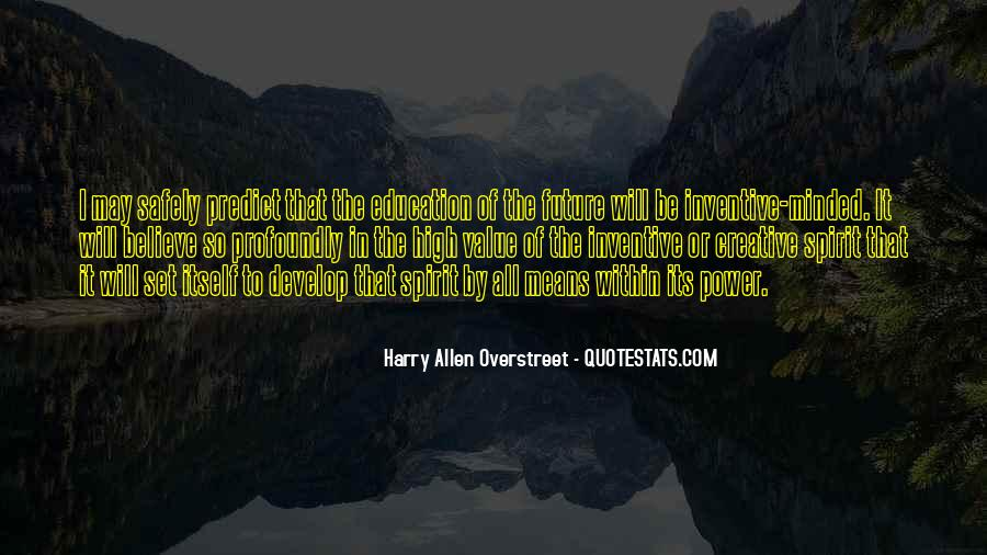 Quotes About Power Of Education #1028398