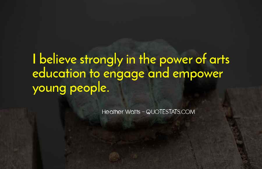 Quotes About Power Of Education #172452