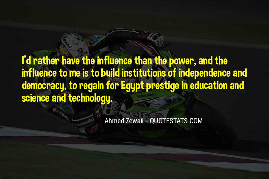 Quotes About Power Of Education #185810