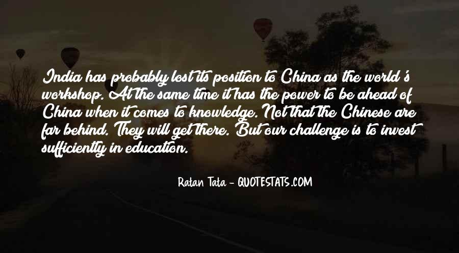 Quotes About Power Of Education #533475