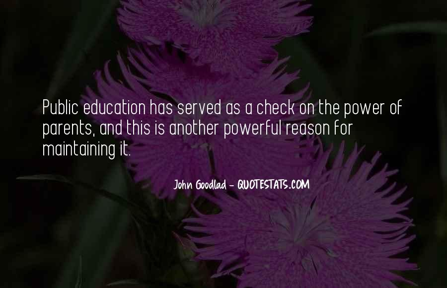 Quotes About Power Of Education #612825