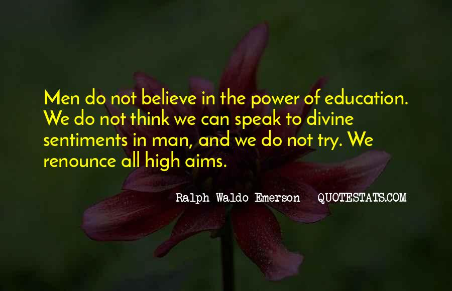 Quotes About Power Of Education #612906