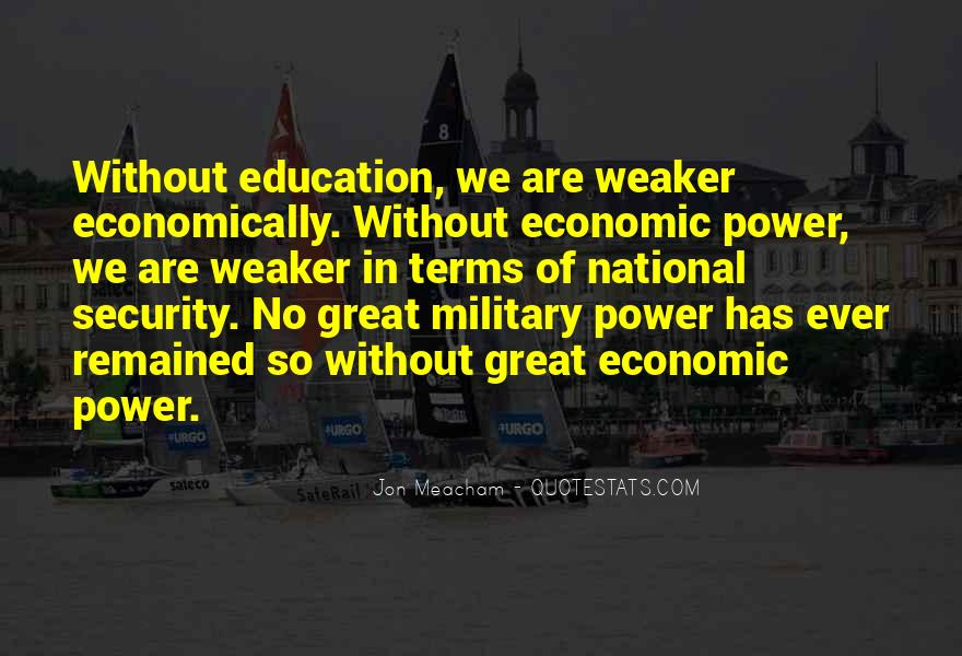 Quotes About Power Of Education #732468
