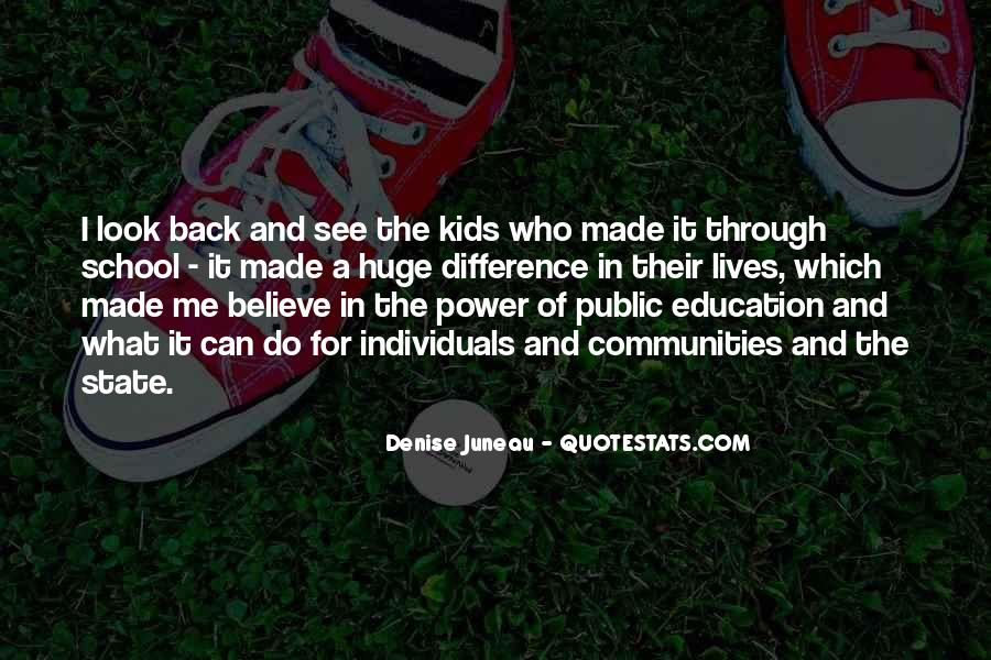 Quotes About Power Of Education #772341