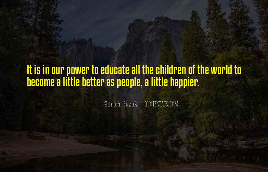 Quotes About Power Of Education #821134