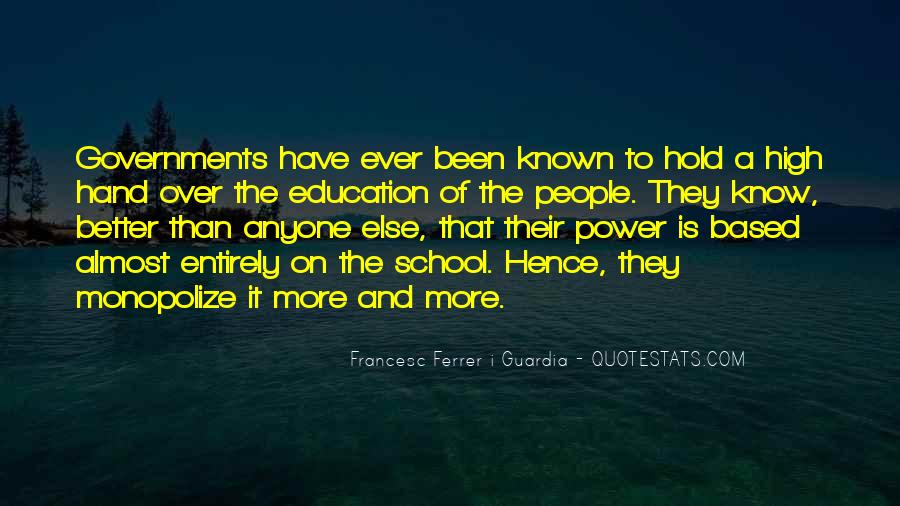 Quotes About Power Of Education #890250