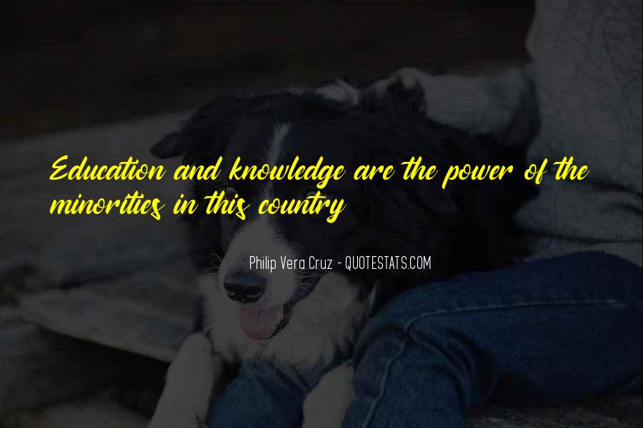 Quotes About Power Of Education #919142