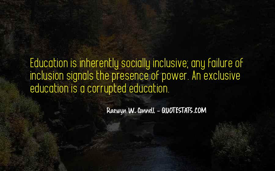Quotes About Power Of Education #952366
