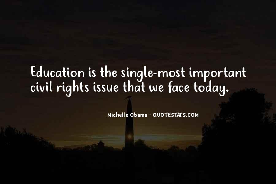 Quotes About Issues In Education #1144205