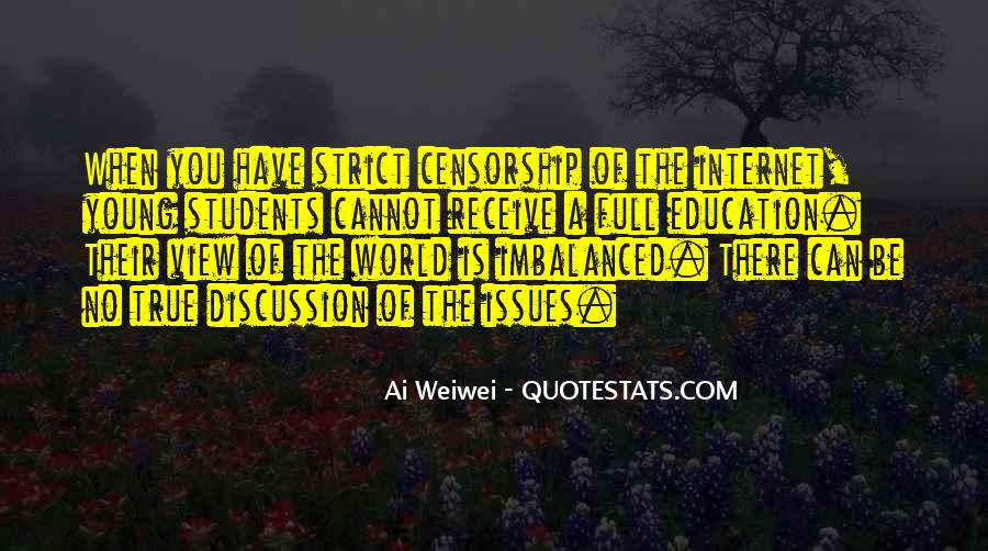Quotes About Issues In Education #1257374