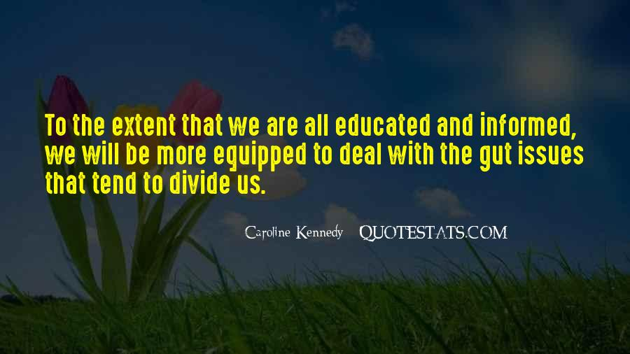 Quotes About Issues In Education #1363128