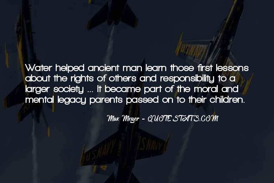 Quotes About Legacy #119145