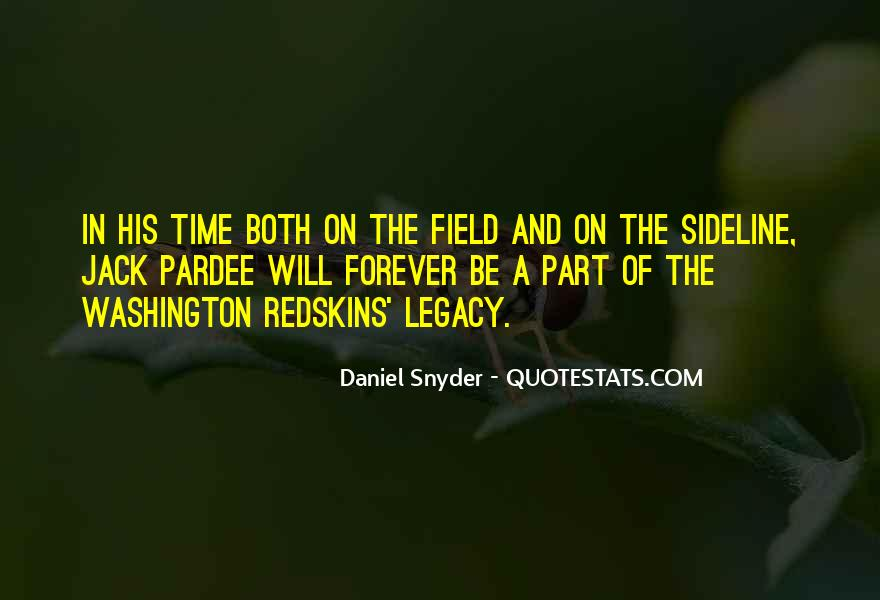 Quotes About Legacy #128040