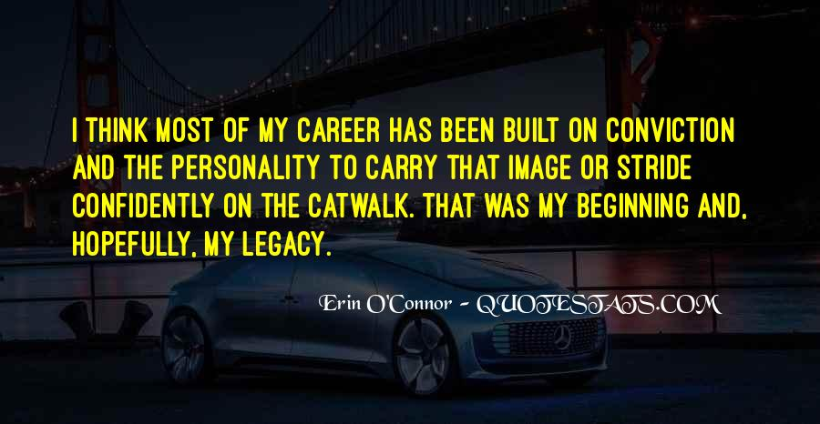 Quotes About Legacy #133658