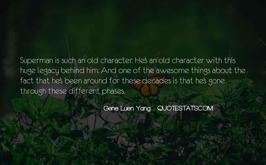 Quotes About Legacy #24949