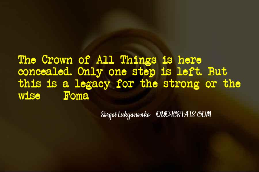 Quotes About Legacy #32566