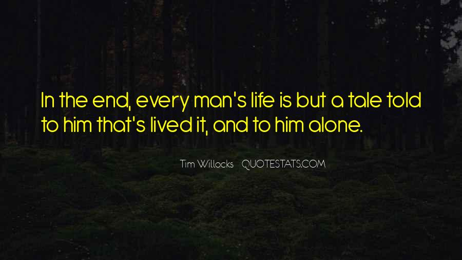 Quotes About Legacy #37046