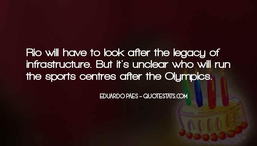 Quotes About Legacy #40691